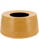 Keramik Schale Barek, D23cm, H13cm, Öffnung 13cm,